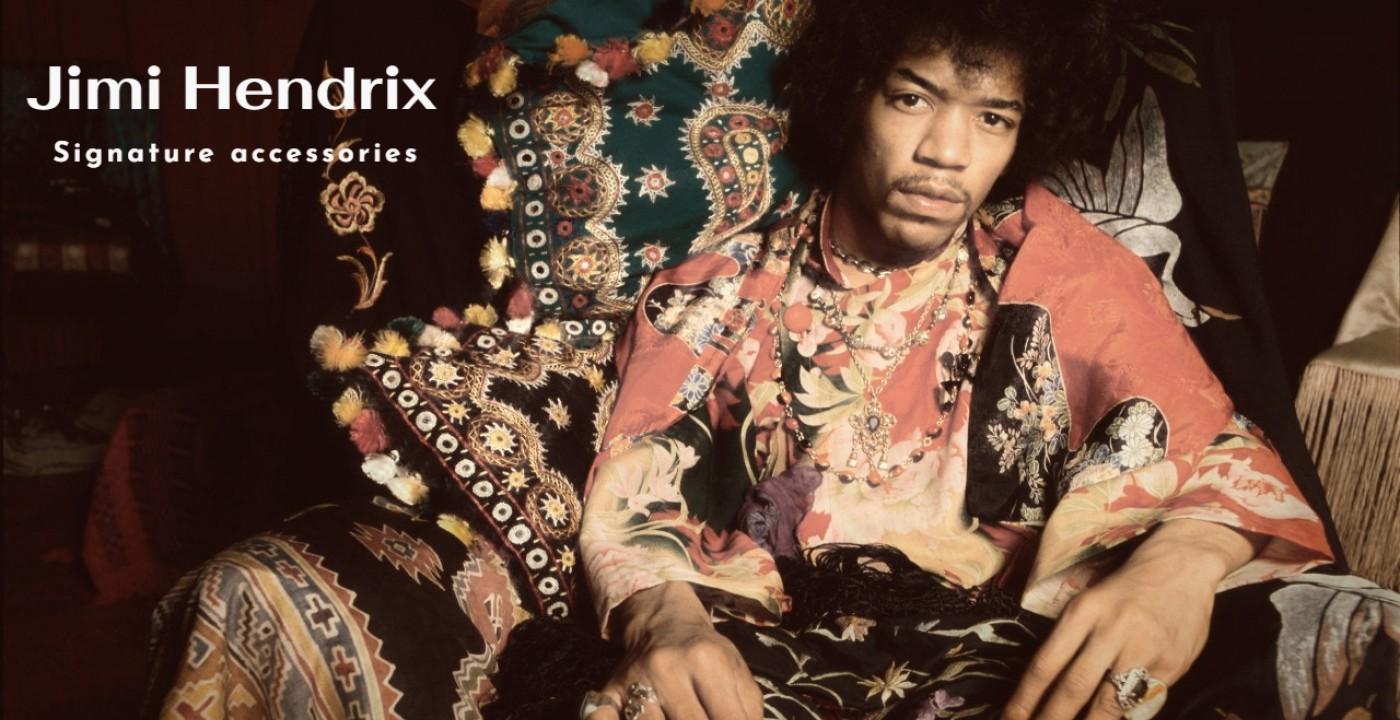 Jimi Hendrix Signature Accessories