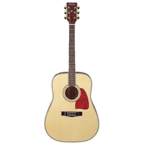 Κιθαρες - ακουστικες κιθαρες ibanez aw100-nt