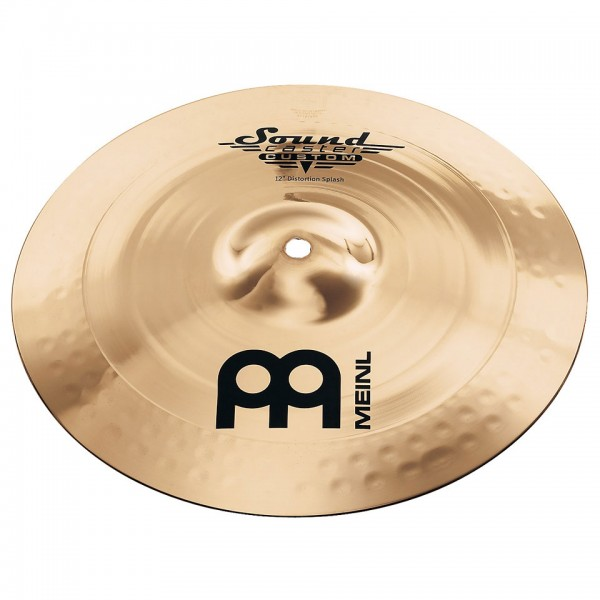 Ντραμς - πιατινια meinl 12'' soundcaster custom distortion splash