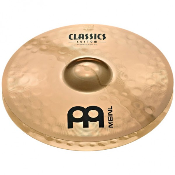 """Ντραμς - πιατινια meinl classics custom medium 14"""" hihat"""