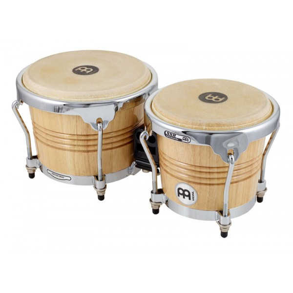 "bongos marathon exclusive series  6¾"" + 8"" meinl"