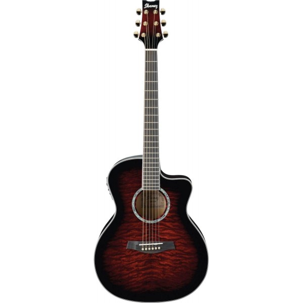 Acoustic Electric Guitars ibanez a300e-tcs