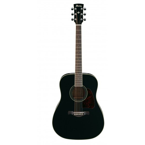 Acoustic Guitars ibanez aw70-bk