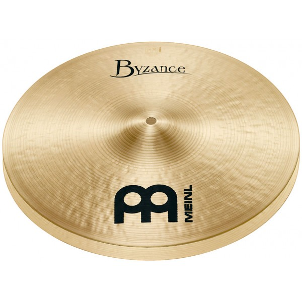 "Ντραμς - πιατινια meinl byzance brilliant medium 14"" hihat"