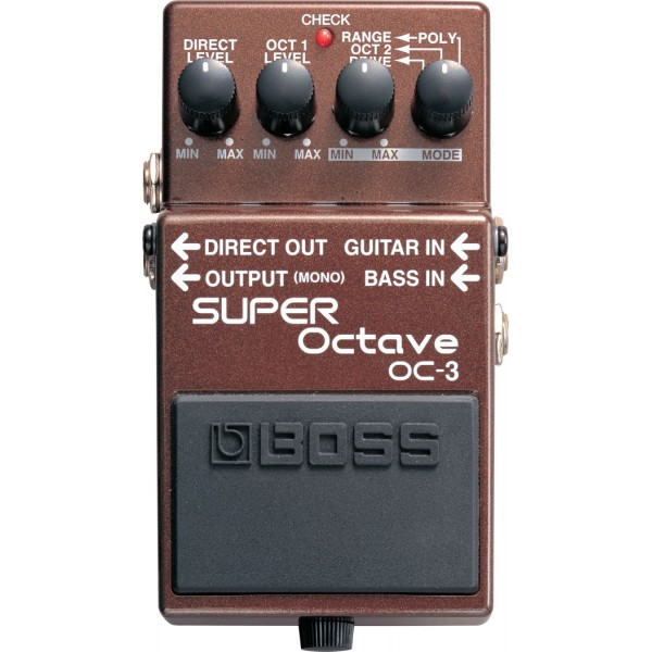 effect pedals for electric guitar boss
