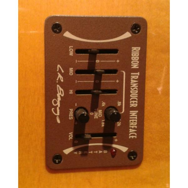 Κιθαρες - ηλεκτροακουστικες κιθαρες simon & patrick pro6mcw+eq