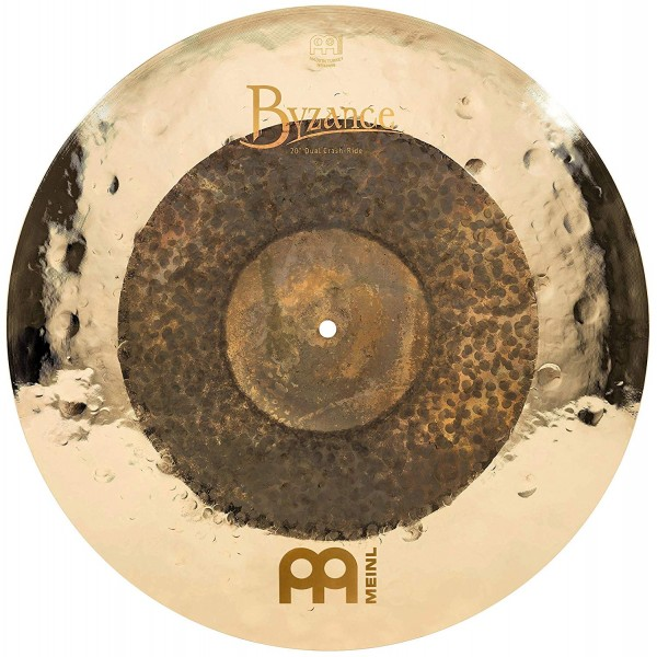 "Ντραμς - πιατινια meinl byzance extra dry dual 20"" crash-ride"
