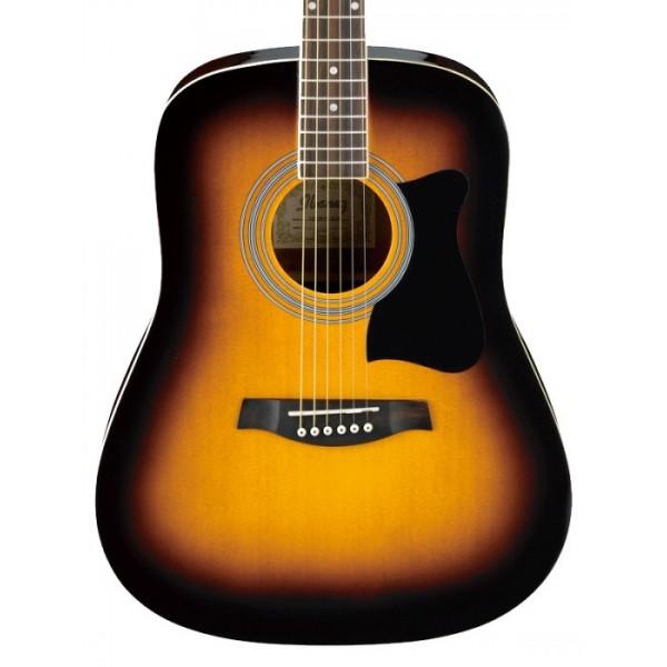 Κιθαρες - ακουστικες κιθαρες ibanez v50njp-vs