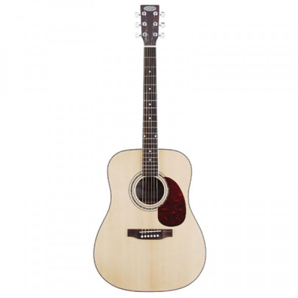 Acoustic guitar stagg sw260n
