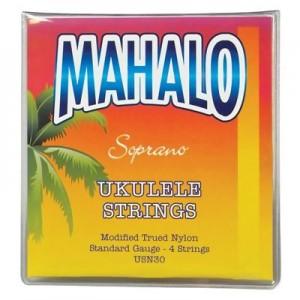 Αξεσουαρ εγχορδων - σετ χορδων ukelele mahalo